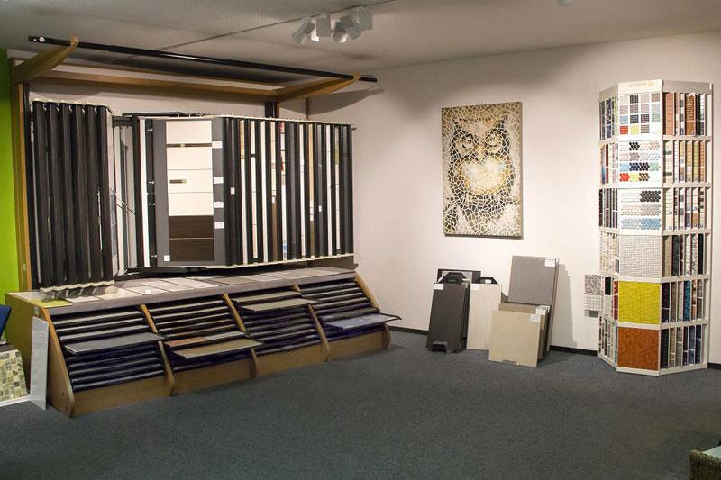 Ausstellungsraum - Fliesen Finkbeiner - Bad Säckingen